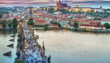 Прага хочет привлечь новые стартаповые компании