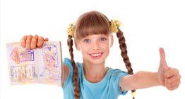 Безвизовый режим и биометрический паспорт для детей