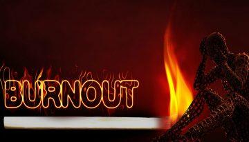 «Burn out» или как не «сгореть» на работе: советы от Blue Bee