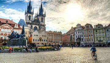 Как ситуация на рынке труда Чехии различается по регионам?