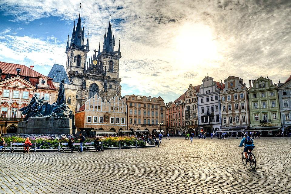 актуальные вакансии в Праге