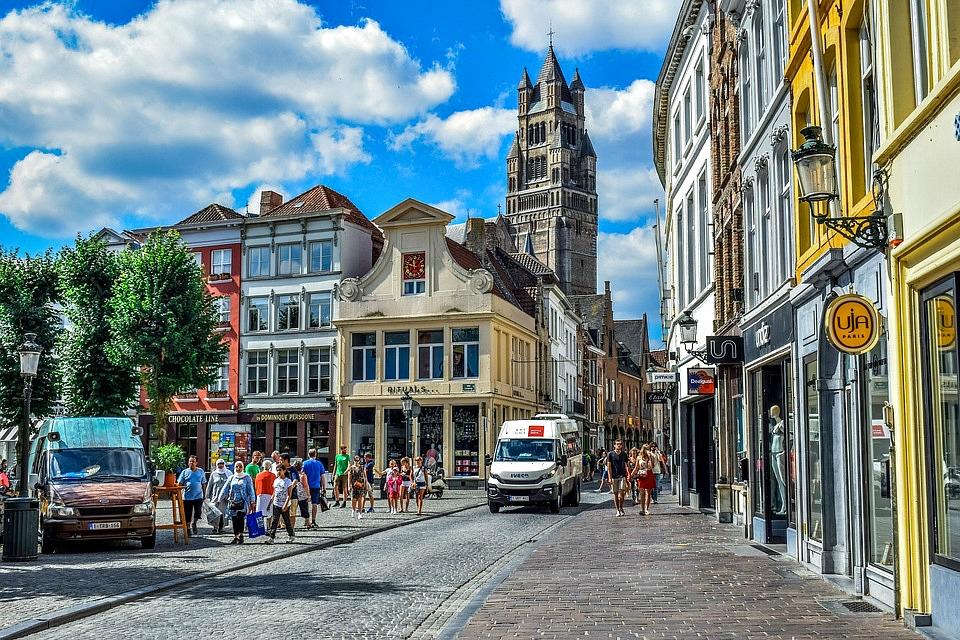 Иммиграция в Бельгию