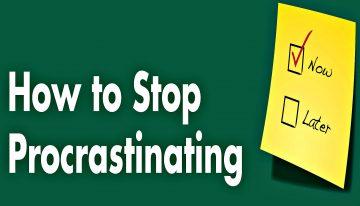 5 фактов о прокрастинации и рекомендации, как от нее избавиться