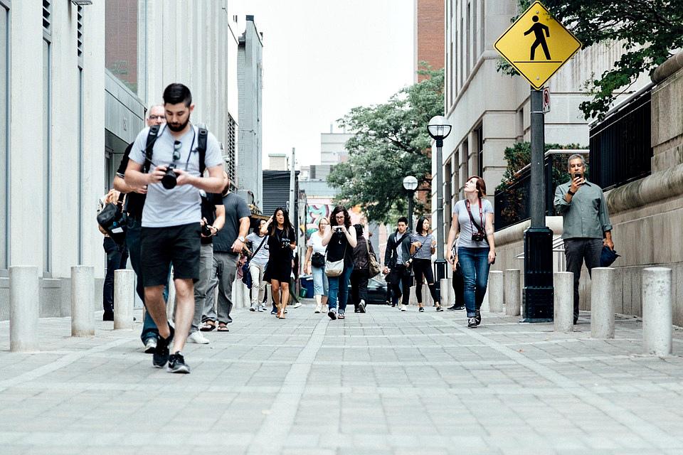 количество туристов в Чехии