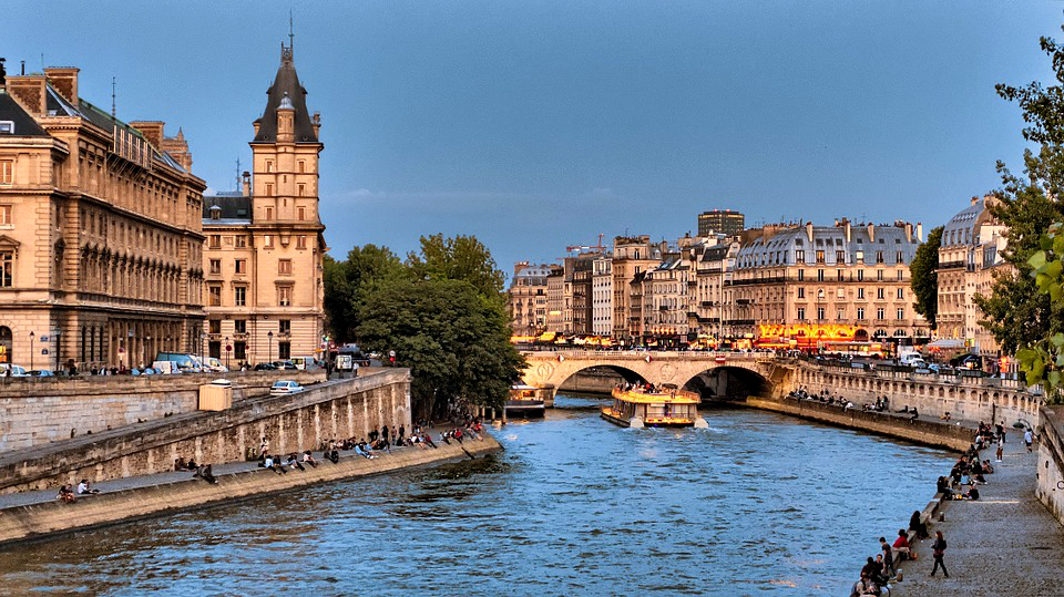 работа во Франции