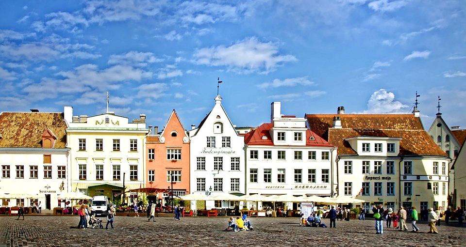 рынок труда Эстонии